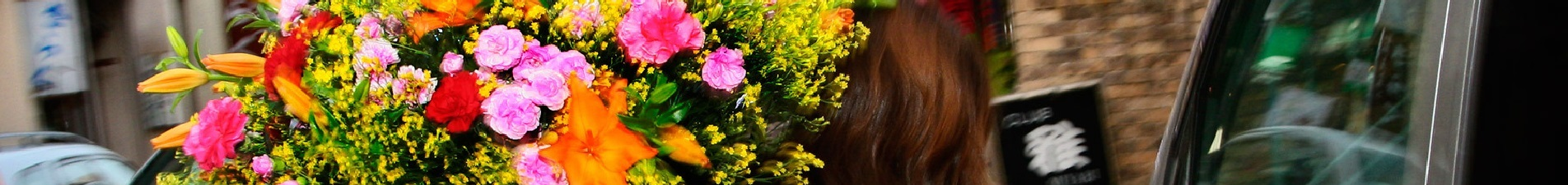 bloemen naar het buitenland verzenden