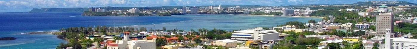 bloemen versturen naar  Guam