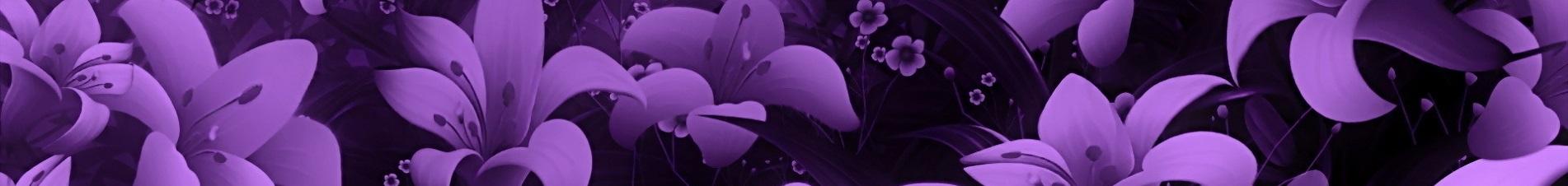 bloemen versturen naar  paars