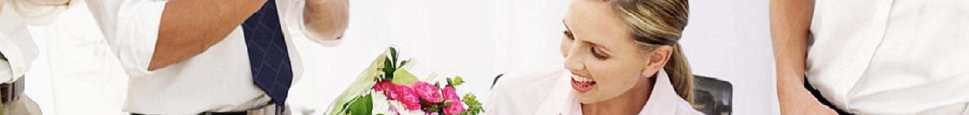 bloemen versturen naar  secretaressedag