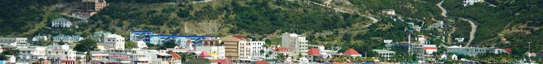 bloemen versturen naar  Sint-Maarten